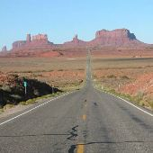 Highway 163-Monument Valley