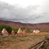 CFI Field / Teepee Camp