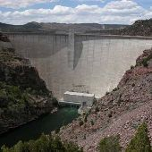 Flaming Gorge Reservoir - Dam