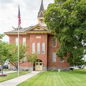 American Fork Historic City Hall